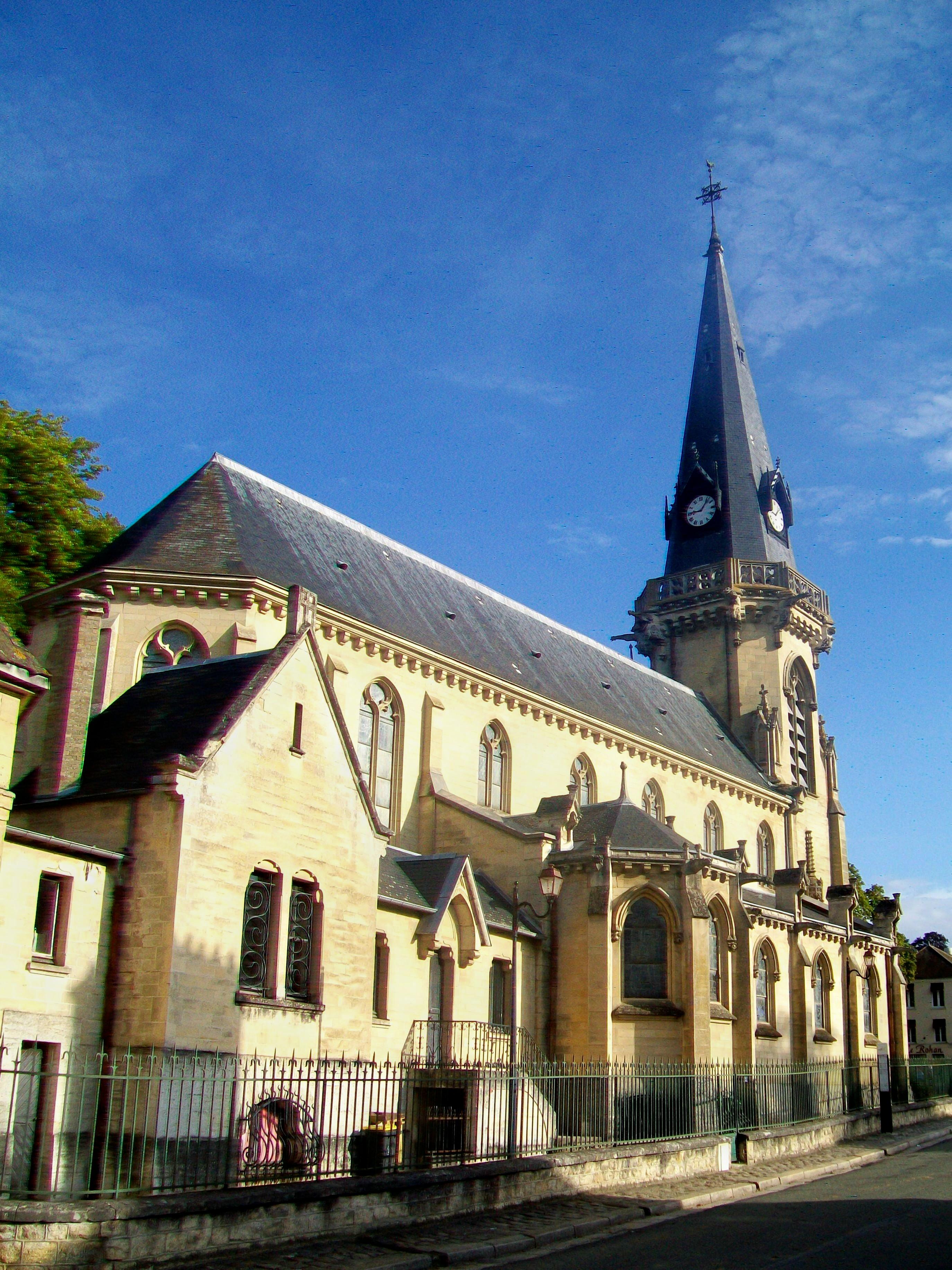 Église Saint-Médar de Vigny